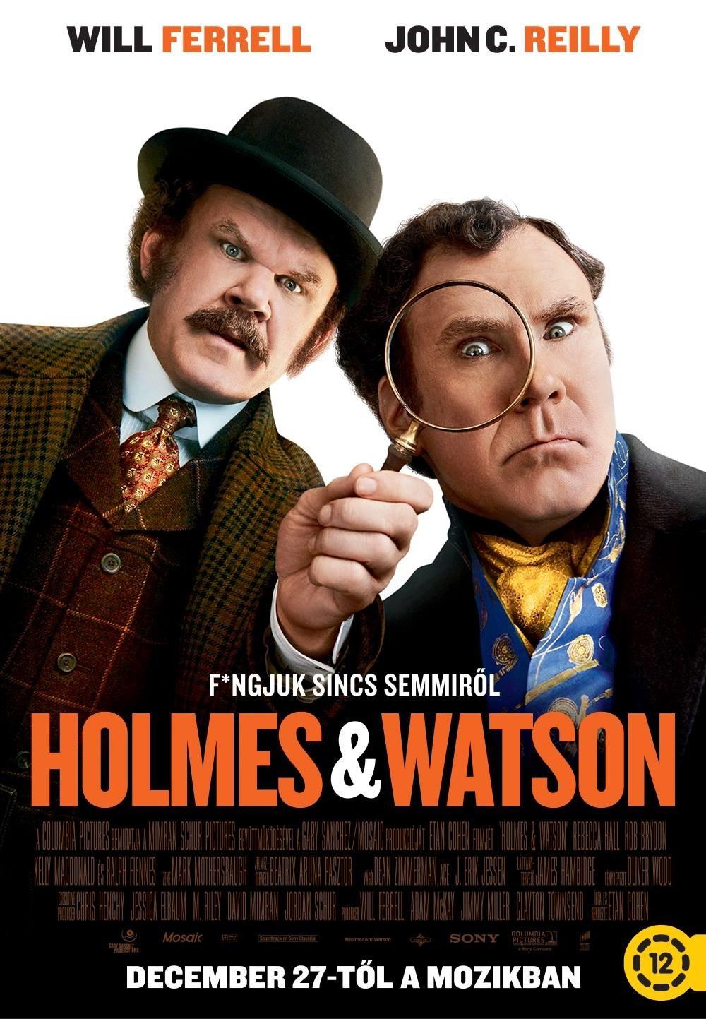 Holmes e Watson Torrent Baixar
