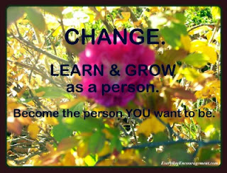Learn, Change, Growth