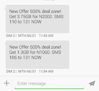 new cheap mtn data plans 3.75gb
