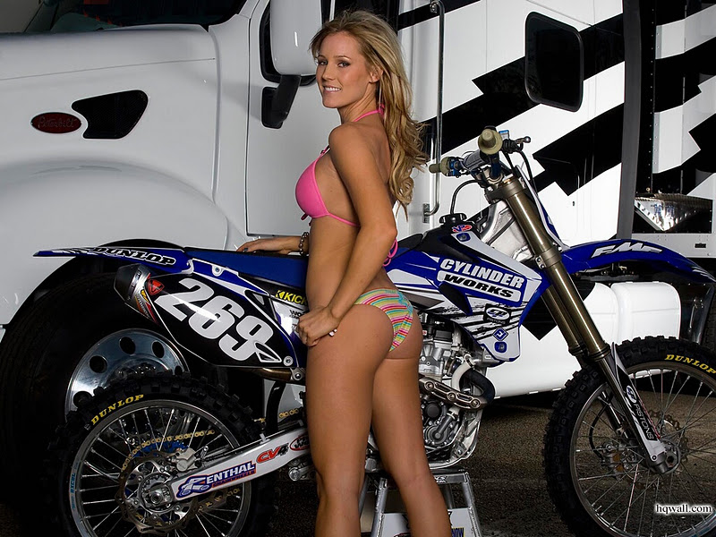 Best Bikes Wallpapers Sexy Girls On Hot Bikes Wallpapers-1872
