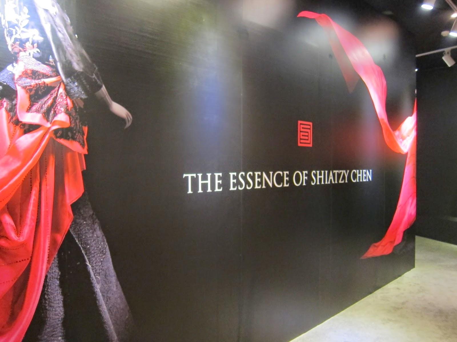 Exhibit: The Essence of Schiatzy Chen