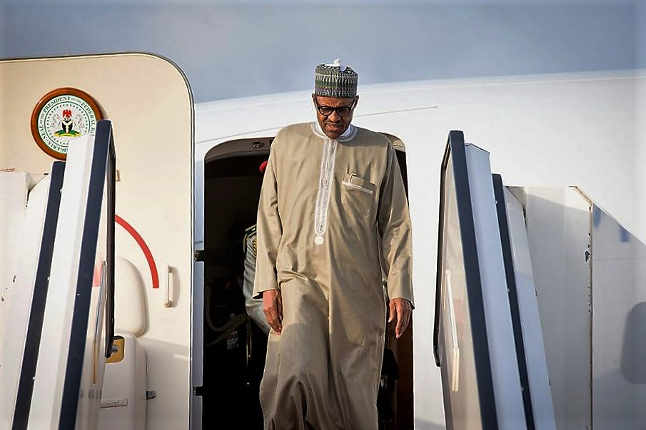 BREAKING: Buhari extends vacation