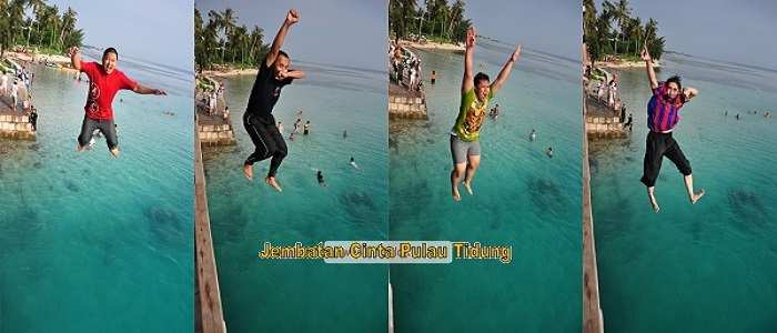 Pulau Tidung Indah Wisata Pantai Jaya Ancol