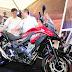 PT Astra Honda Motor (AHM) menghadirkan Honda CB500X baru