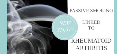 rheumatoid arthritis and passive smoking study