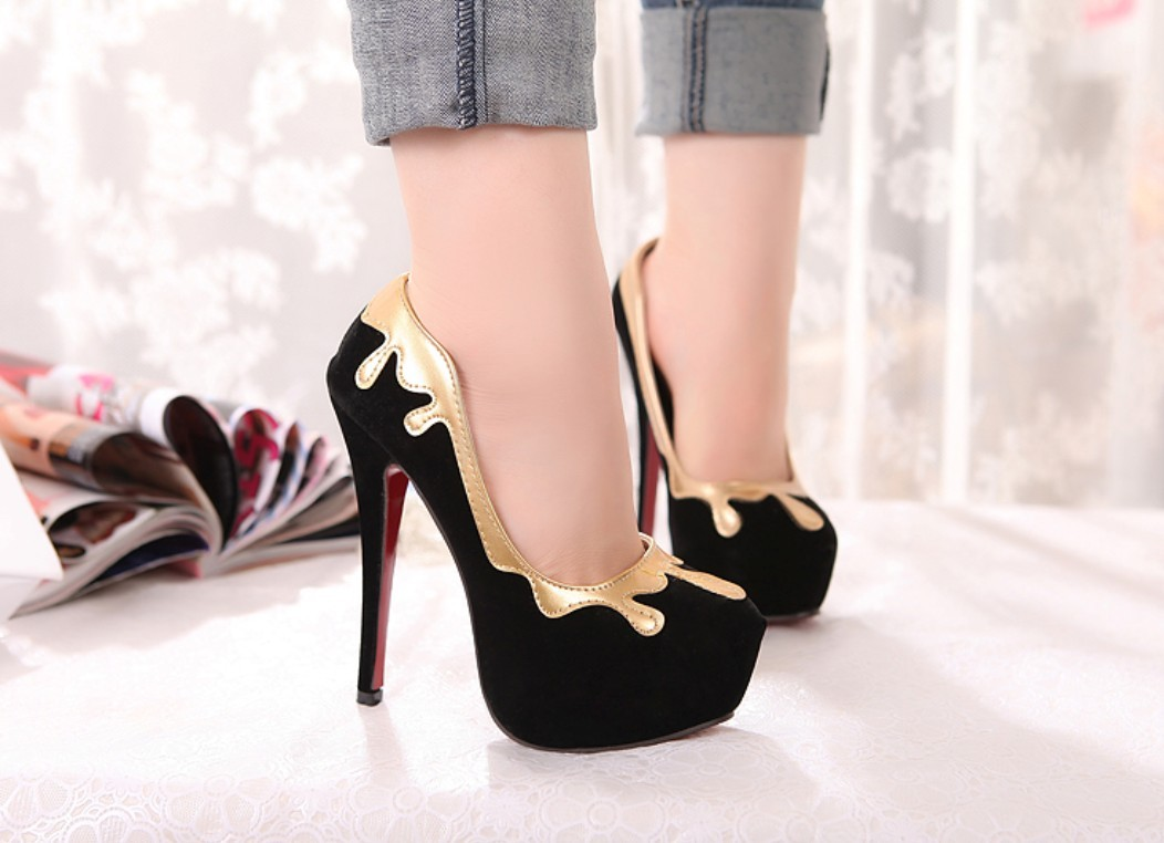 Gorgeous High Heel according to Latest Fashion | notonlybeauty