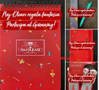 Logo Naj -Oleari: vinci gratis 5 premi esclusivi firmati Naj-Oleari