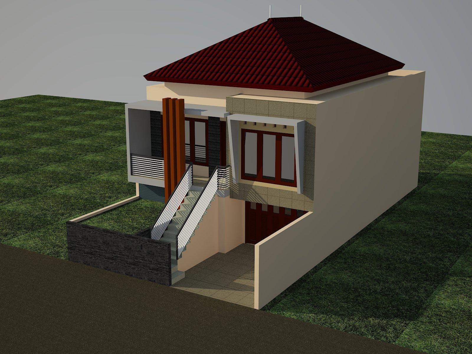 15 desain rumah dengan basement