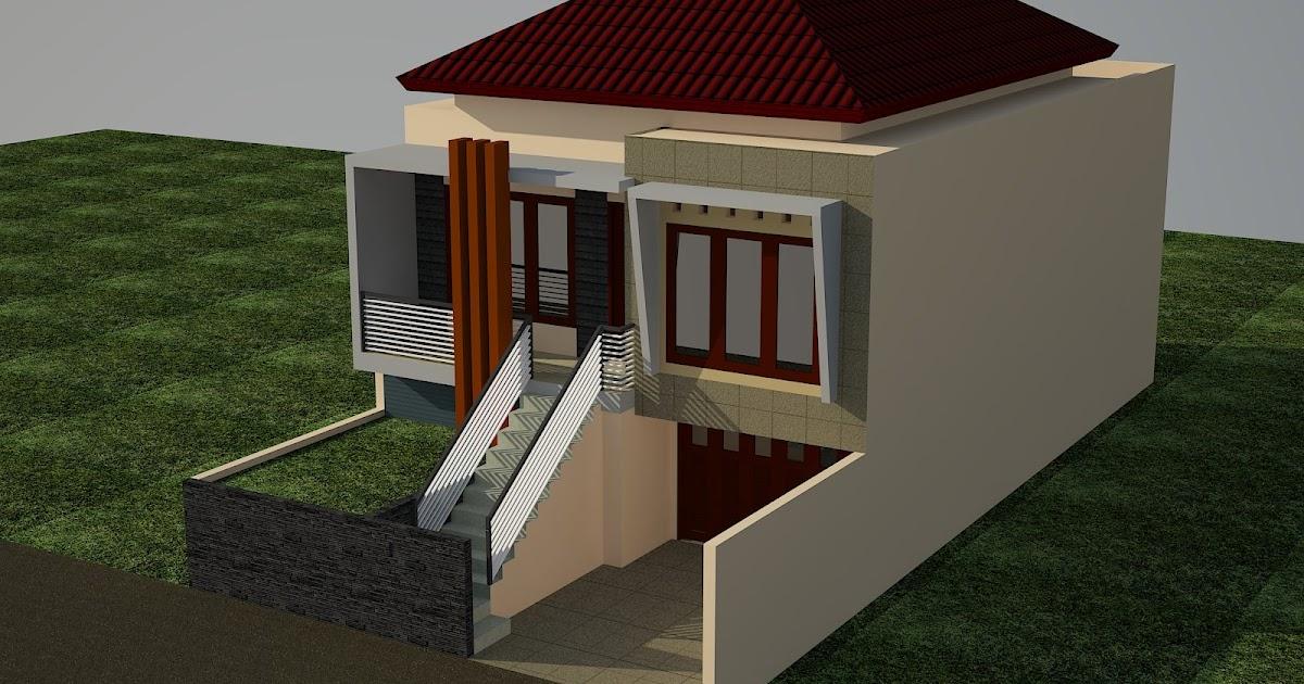 58+ Desain Rumah Minimalis Ada Garasi Mobil Terbaru