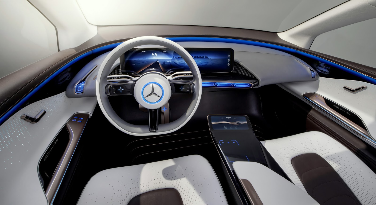 ключ для электромобиля mercedes v8 #3