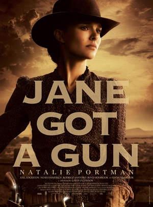 Jane tomo las Armas (2016) DVDRip Latino