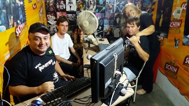Katakoió Web Rádio supera expectativas em noite de 'testes' e atinge 3.112 ouvintes