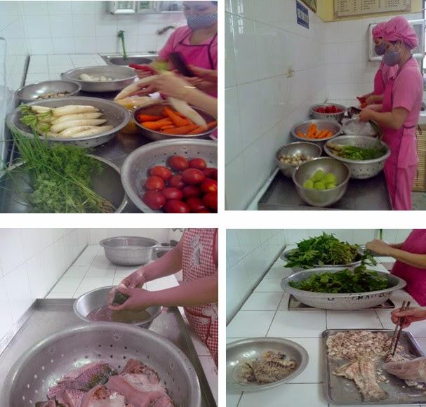 Một số biện pháp đảm bảo vệ sinh an toàn thực phẩm