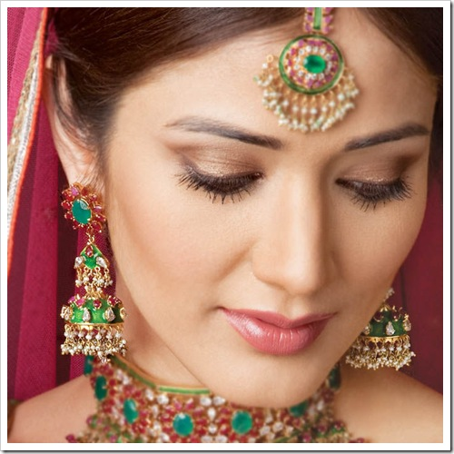 Indian Bridal Eye Makeup: Bridal Indian Makeup
