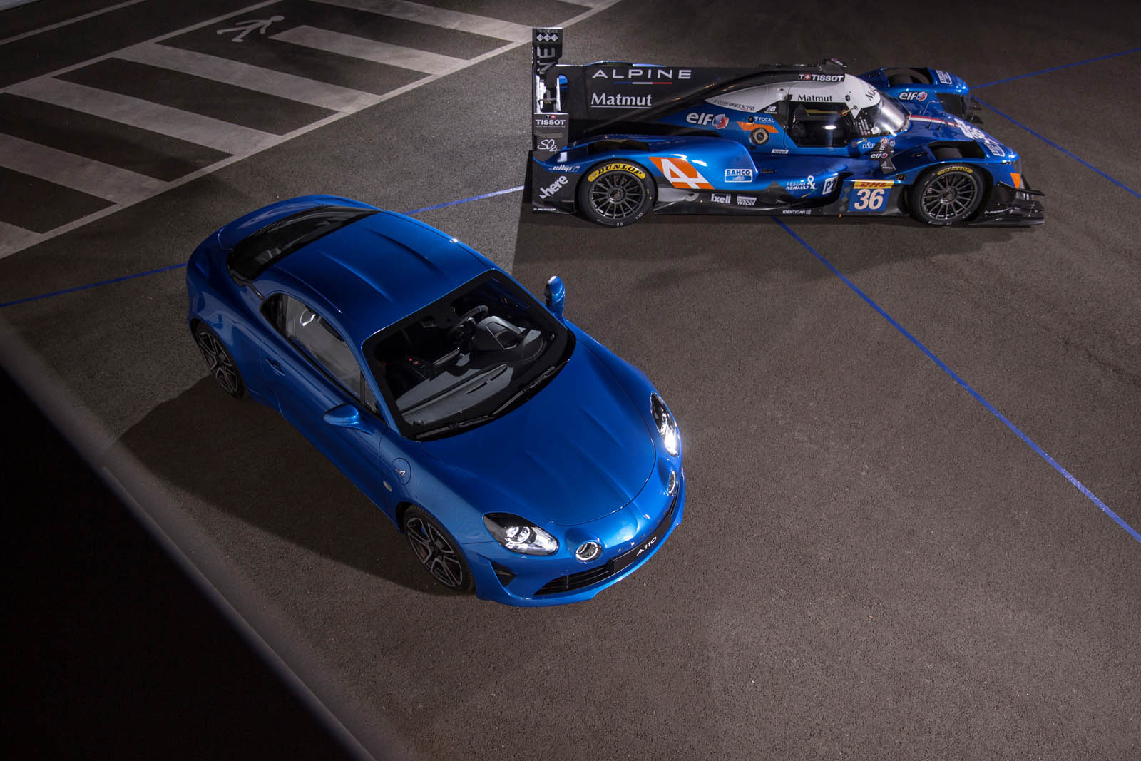 Alpine S New A470 Is Twice As Powerful As The A110 Carscoops
