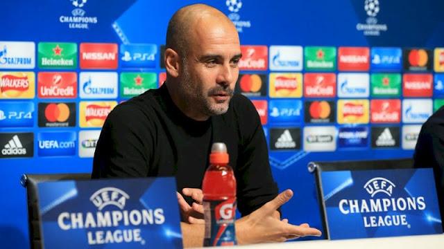 Guardiola Komentari Kekalahan Man City dari Basel di Leg II 16 Besar Liga Champions