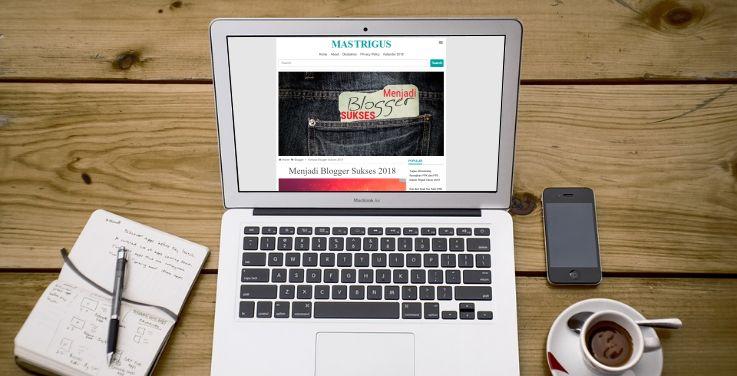 Belajar Blog Mudah