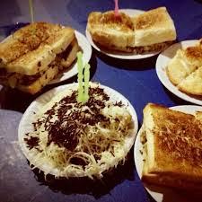 Kuliner Indonesia - Roti Bakar Eddy