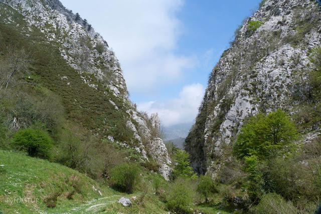 Foz de Moñacos - Parque Natural y Reserva de La Biosfera