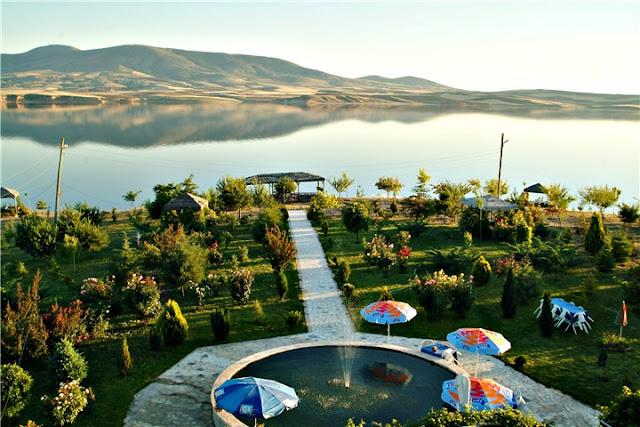 kırşehir Hirfanlı Baraj Gölü