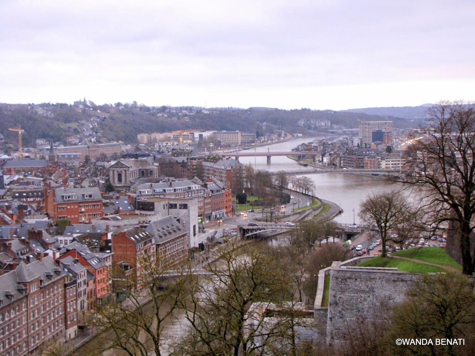 Panorama di Namur