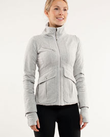 lululemon it's happening jacket