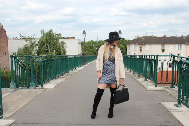 look cuissarde femme