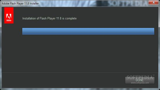 Adobe flash player 11 screenshot 1