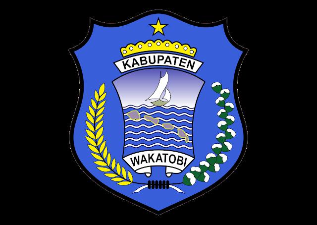 Logo Kabupaten Wakatobi