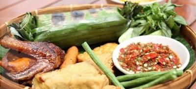 Ciri Khas Masakan Sunda: Ciri Khas Masakan Sunda