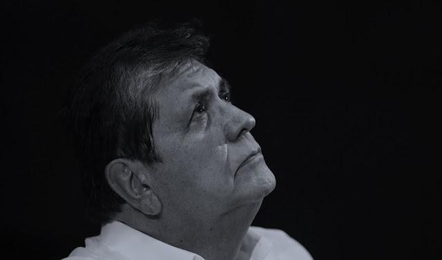 Duelo Nacional por Alan García Pérez