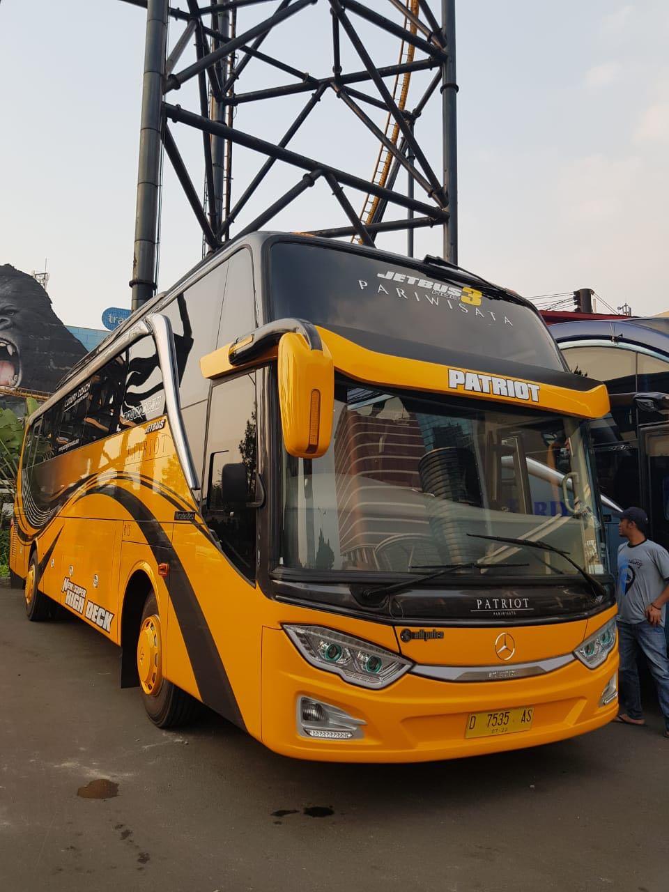 Sewa Bus Pariwisata Jetbus 3 Km Trans Sewa Bus Bandung