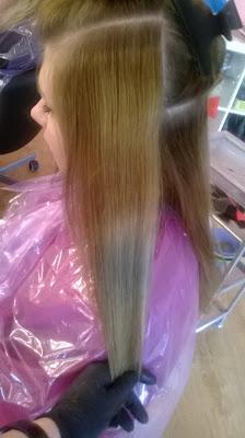 Wasze włosy u Mysi. Wariacje z refleksami