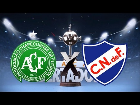 Assistir Nacional-URU x Chapecoense ao vivo 07/02/2018