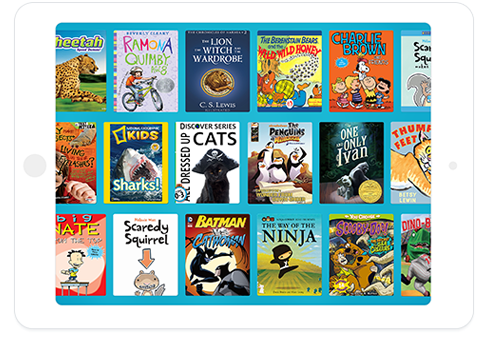 EPIC App - FREE Books For iPads - All Students Can Shine