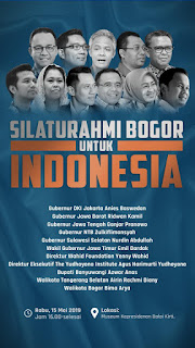 Gubernur NTB Hadiri Temu Tokoh Muda Indonesia di Bogor