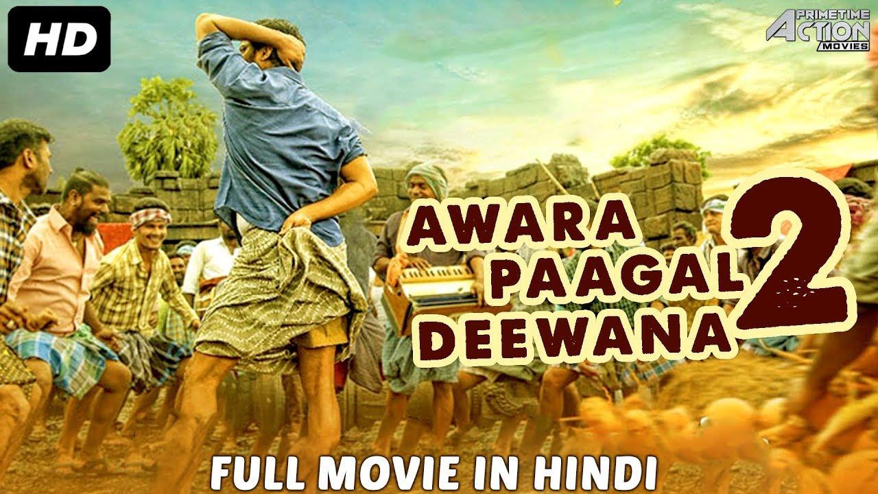 Awara Paagal Deewana 2 2018 Hindi Dubbed 720p HDRip x264 950MB Free Download