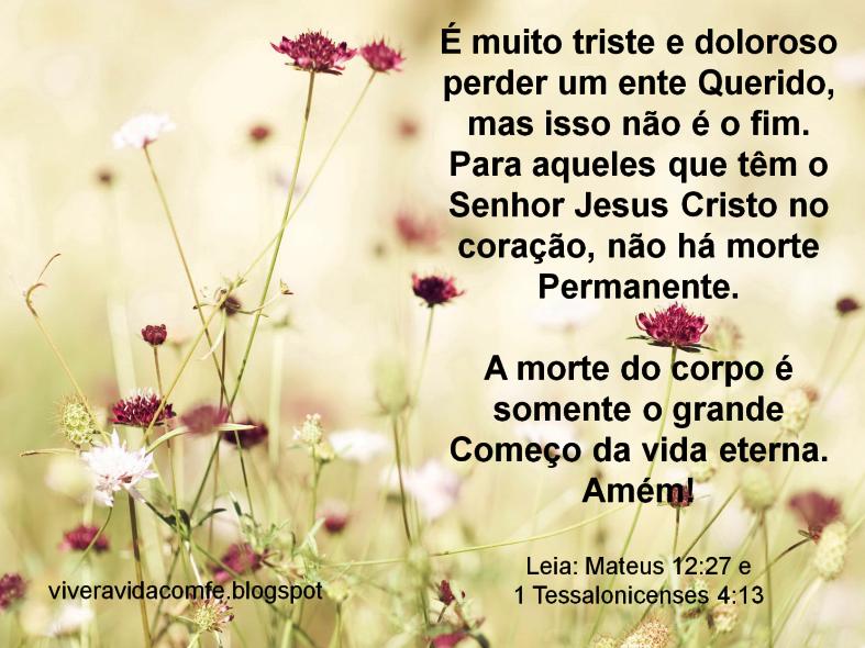 Mensagem De Conforto Pesames Palavra De Deus Mensagem De Conforto