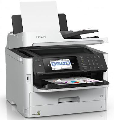 Herunterladen Treiber Epson Workforce Pro WF-C5710DWF