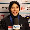 Profil Aries Susanti, Peraih Medali Emas Panjat Tebing Putri