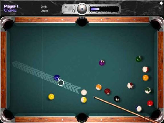 Game Billiard Ringan PC: 8 Ball Frenzy