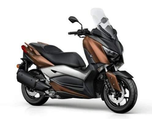 Yamaha-X-Max300-eropa