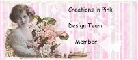 Design Team Member - Creations In Pink