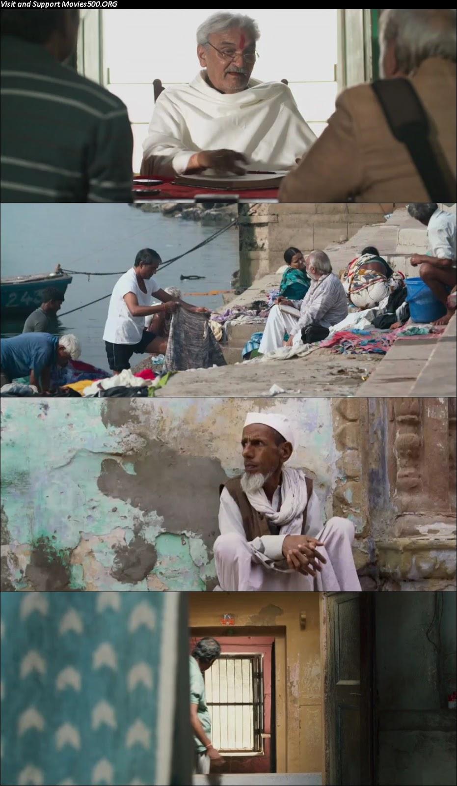 Mukti Bhawan 2017 Hindi Movie Download HDRip 720p at movies500.me