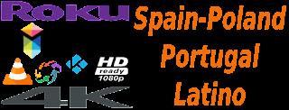 Latino Globo Spain GOL PT SPORTV Polsat
