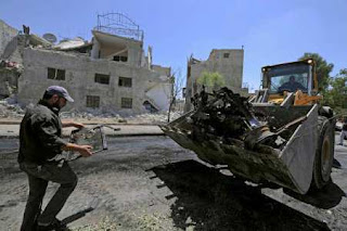 damascus-car-bomb-killed-20-syrian-foreign-ministry
