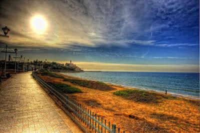 Jaffa mistura história e beleza