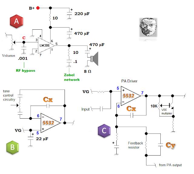 QRP WorkBench Line-in Audio Amplifier — Part 2 46