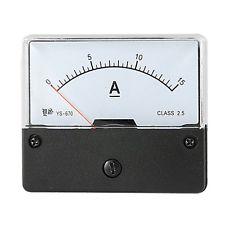 alat ukuran besaran fisika kuat arus listrik ampere meter