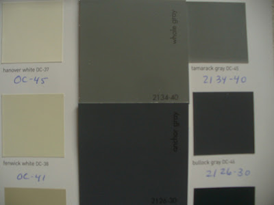 As You Can See Above Darryl Carter S Georgetown Blue Dc 31 Is Woodlawn Hc 147 In Benjamin Moore Parallel Universe
